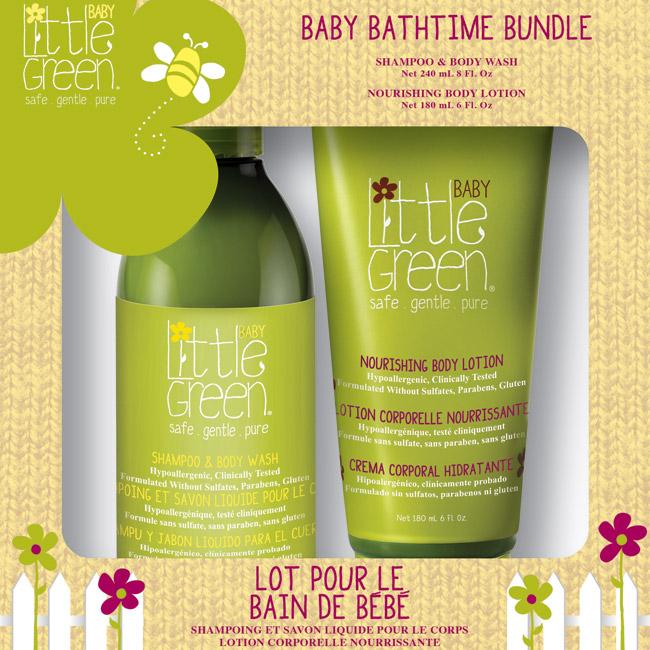 Baby Bathtime Essentials