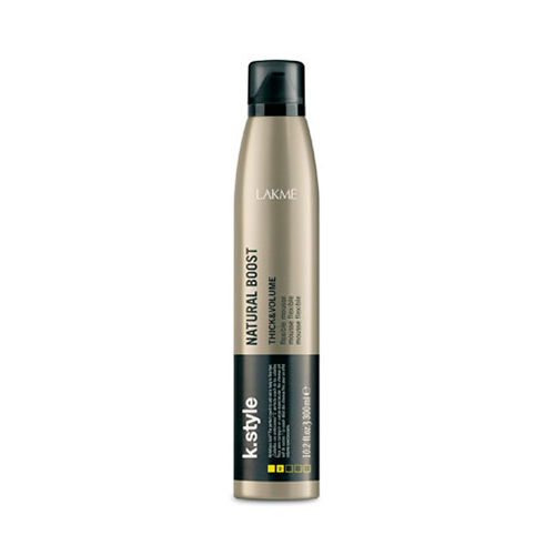 K.STYLE Natural Boost Flexible Mousse